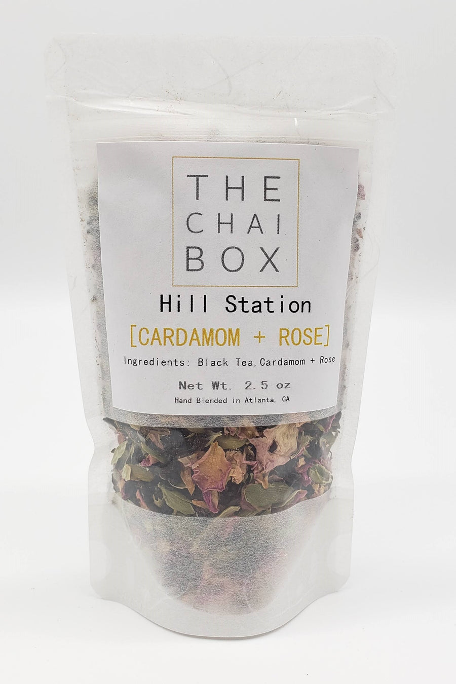 Hill Station [Cardamom + Rose]