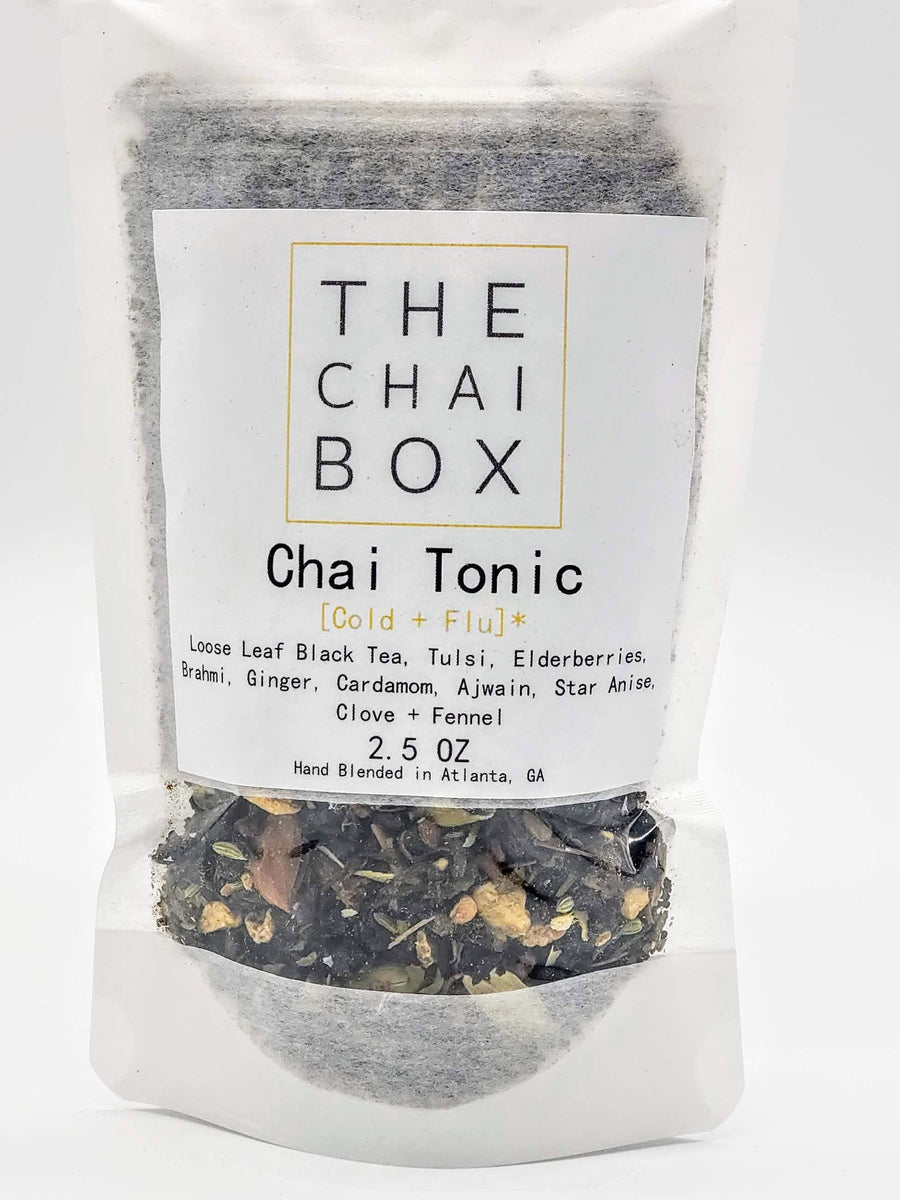 Chai Tonic [Cold + Flu]