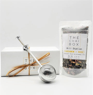 Hill Station [Cardamom + Rose] Gift Set