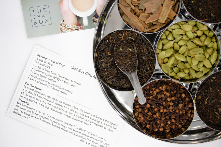 The Chai Box- SOLD OUT!