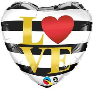 "18"" Helium 'LOVE' Balloon"