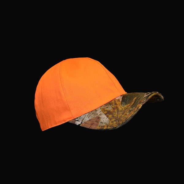 HandyCap® Hunter's Reversible Cap - Orange and Camo