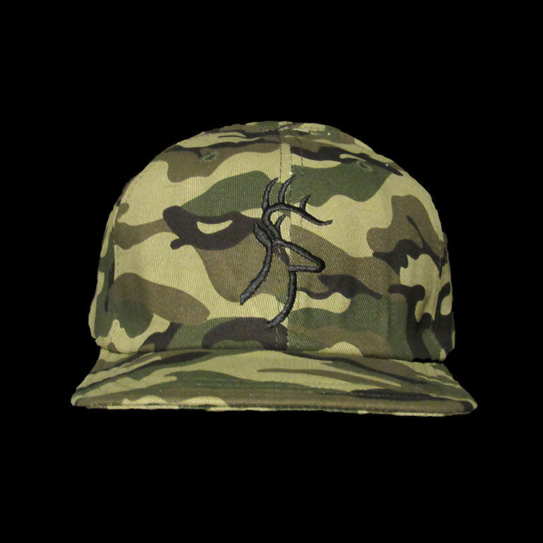HandyCap® Traditional Camo - Single Sided with Embroidery