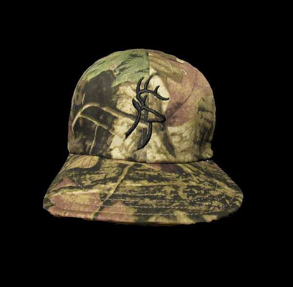 HandyCap® Hunter's Camo - Single Sided with Embroidery