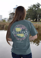 Louisiana Small Town Girl - Short Sleeve