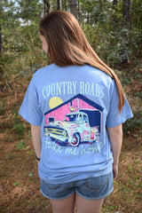 Country Roads - Short Sleeve