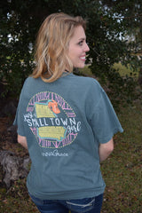 Georgia Small Town Girl - Short Sleeve