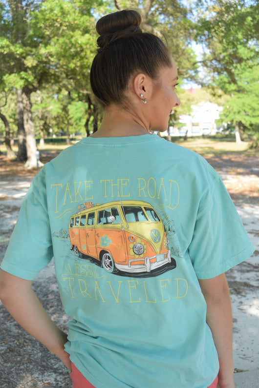 VW Bus - Short Sleeve