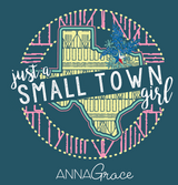 Texas Small Town Girl - Short Sleeve
