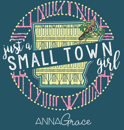Arkansas Small Town Girl - Short Sleeve