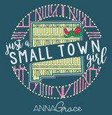 New Mexico Small Town Girl - Short Sleeve