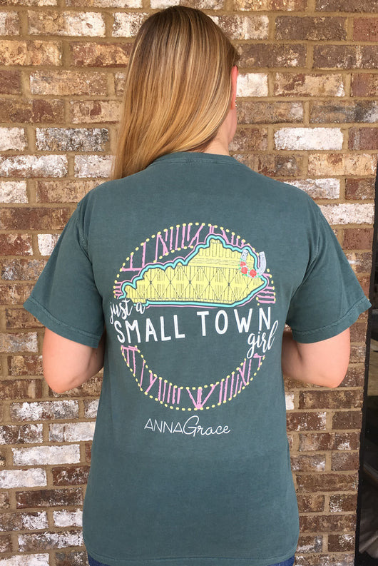 Small Town Girl - Kentucky - Short Sleeve