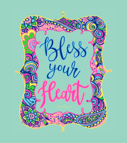 Bless Your Heart - Short Sleeve
