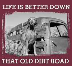 Old Dirt Road - Short Sleeve