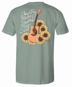 Country Music- Short Sleeve- Bay