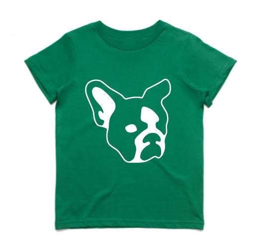 Kids Signature Tee with Bulldog
