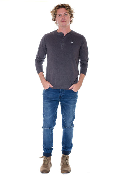 Classic PS Long Sleeve Henley