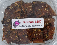 Korean BBQ BACON
