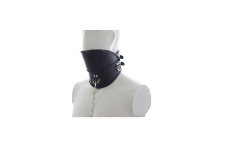 Bondage Neck Collar