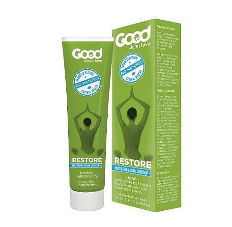 Good Clean Love Bio-Match Restore Moisturizing Lubricant