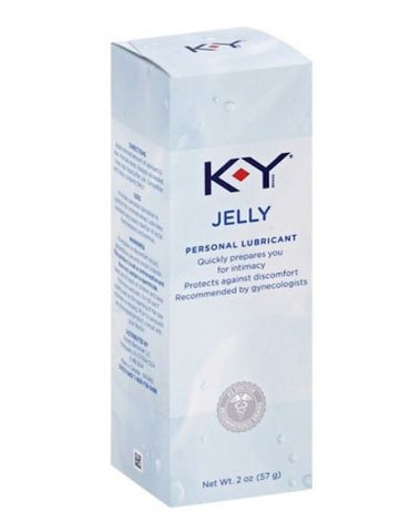 K-Y Jelly Personal Lubricant.