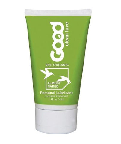 Good Clean Love Personal Lubricant.
