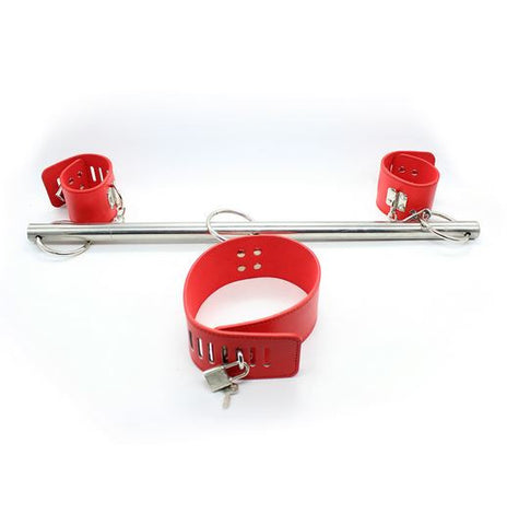 Neck and Wrist Restraint Spreader Bar
