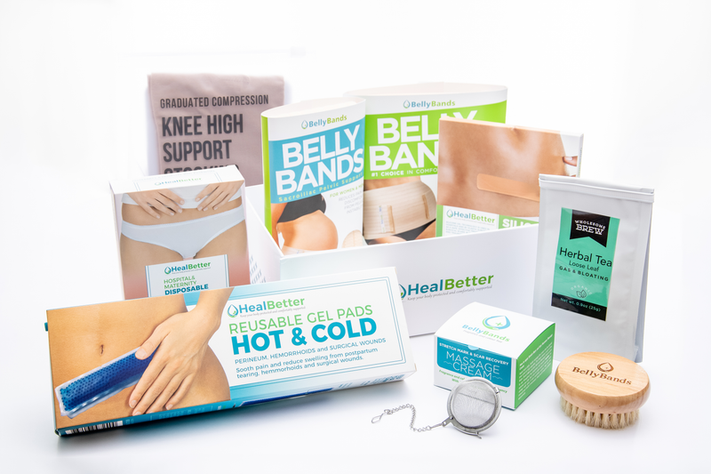 Heal Better-Belly Bands
