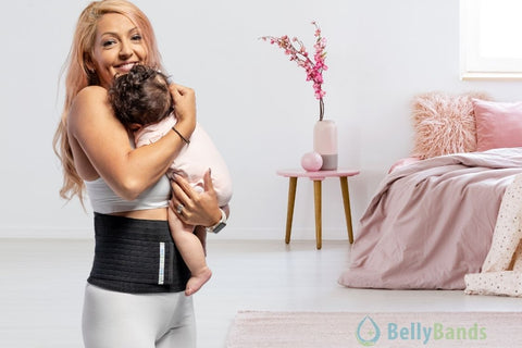 Why wear a postpartum belly band
