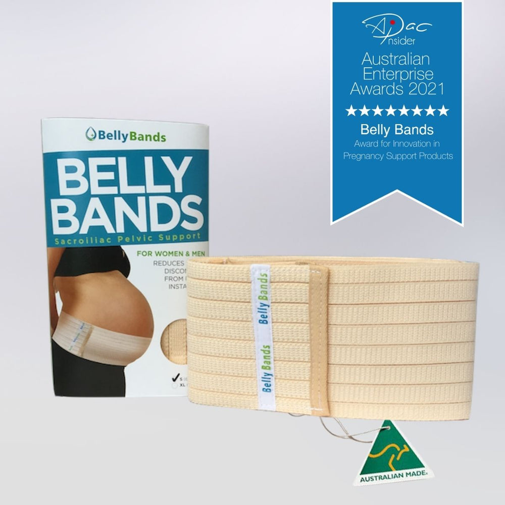 Maternity Sacroiliac Pelvic Belt - 10cm-Belly Bands-Belly Bands