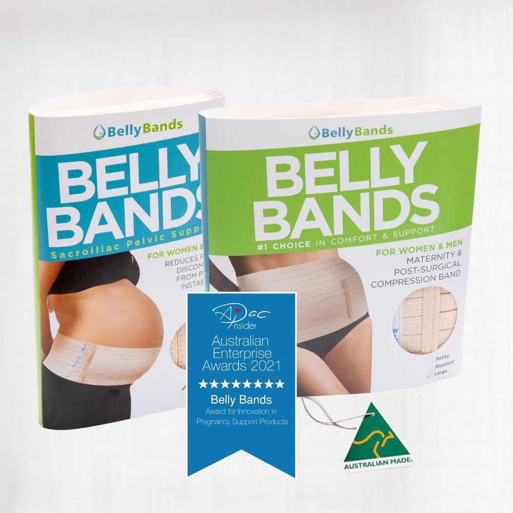 Best Buy Sacroiliac Pelvic Belt Twin Pack-Belly Bands-Belly Bands