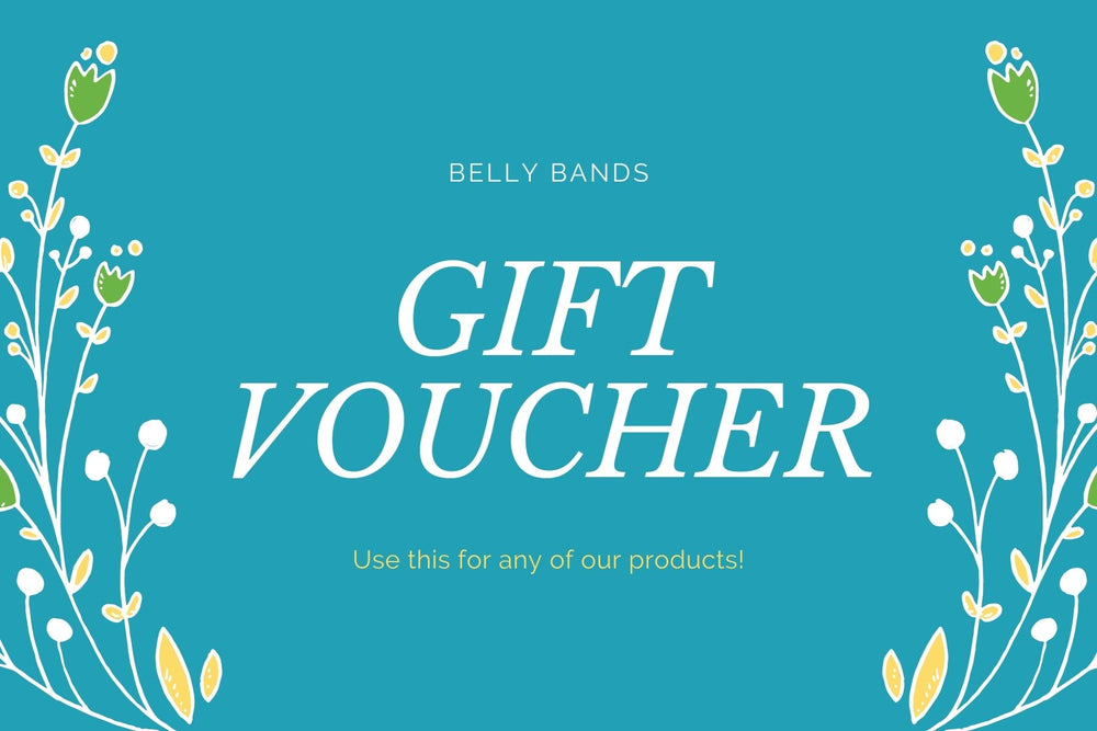Gift Card - Baby Shower Gifts-Belly Bands-Belly Bands