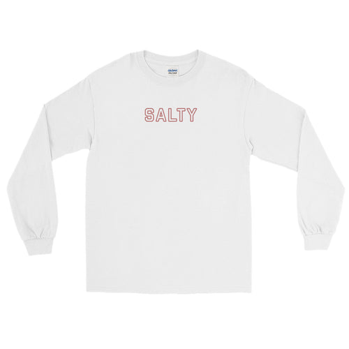 SALTY Long Sleeve Tee