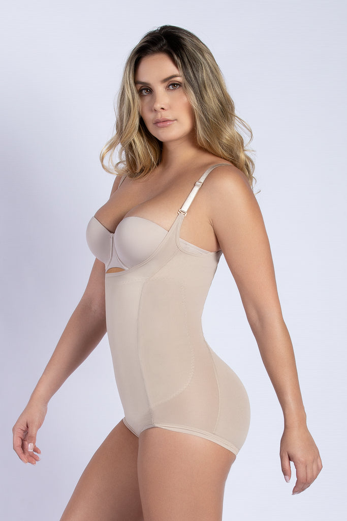 ULTRA SHAPING HIP-HUGGER BODYSUIT