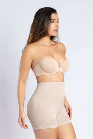 EVERYDAY SEAMLESS SHAPING BOYSHORT