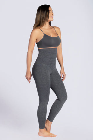 FREE-MOTION CURVY HIGH-WAIST SHAPING LEGGINGS