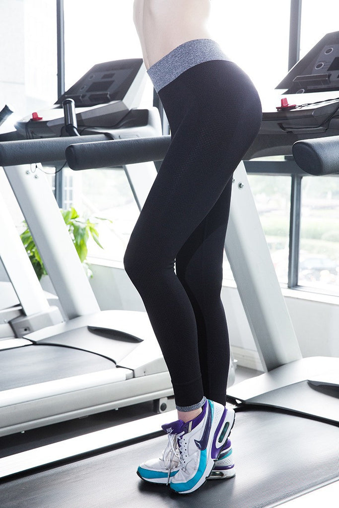 Stretchy and Quick Drying Workout Leggings