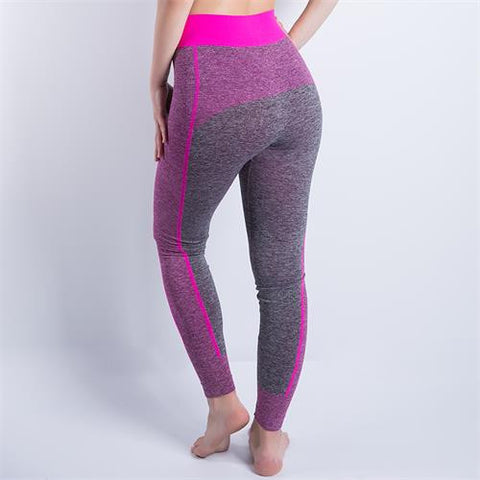 0873f021ba167 Sweat-Wicking High-Rise Cropped Workout Leggings – WOW Shapers
