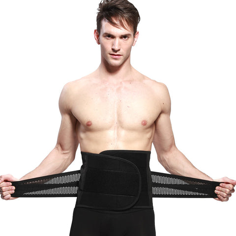 Waist Cincher For Men Girdle Belt Supports Belly