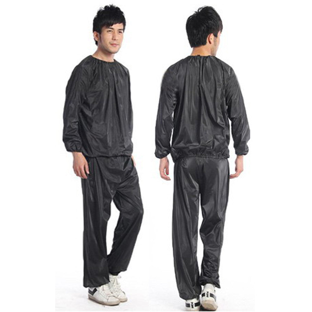 Unisex Sauna Weight Loss Suit