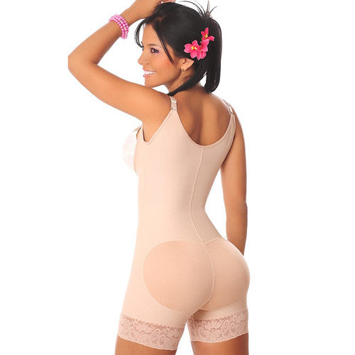 WAIST TRAINER FULL BODY UNDERSUIT
