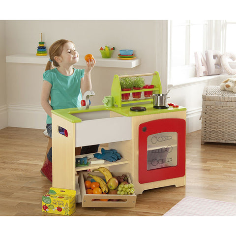 Millhouse Healthy Eating Kitchen and Market Stall - Children's Furniture store