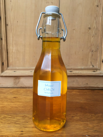 Infused Chilli Oil (95ml)