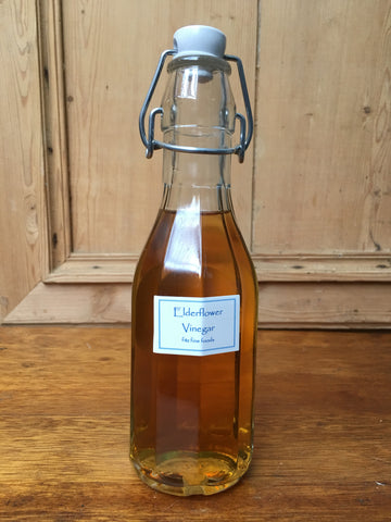 Elderflower Vinegar (95ml)