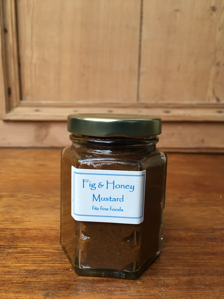 Fig and Honey Mustard (100g)