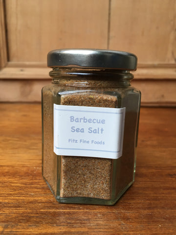 Barbecue Sea Salt (85g)