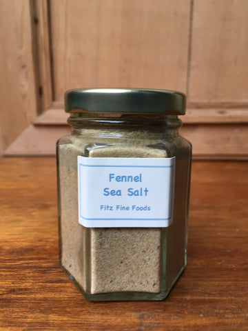 Fennel Sea Salt (100g)