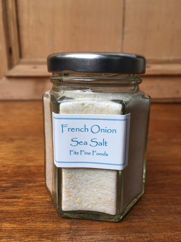 French Onion Sea Salt (85g)