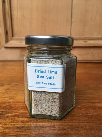 Dried Lime Sea Salt (85g)