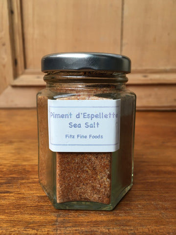 Piment d'Espellette Sea Salt (100g)